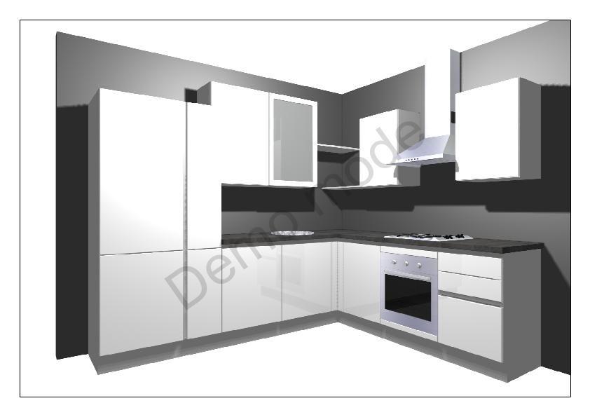 Hoogglans Keuken Wit Aanbieding : Opruimingkeukens Uw keuken kan echt Goedkoper